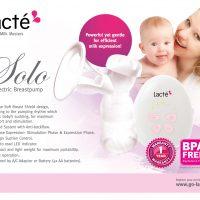 Lacté Solo Electric Breastpump