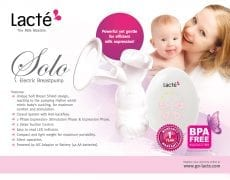 Lacté Solo Electric Breastpump