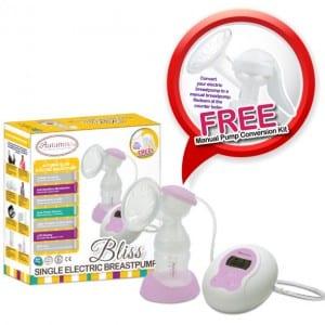 Autumnz - BLISS Convertible Single Electric/Manual Breastpump