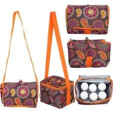 Autumnz - Fun Foldaway Cooler Bag