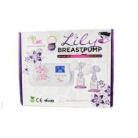 Eve Love Lily Double Electric Breast Pump