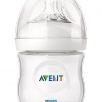 Avent Natural Bottle 4oz / 125ml Single Pack