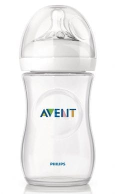 Avent Natural Bottle 9oz / 260ml Single Pack