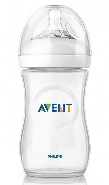 Avent Natural Bottle 9oz / 260ml Single Pack