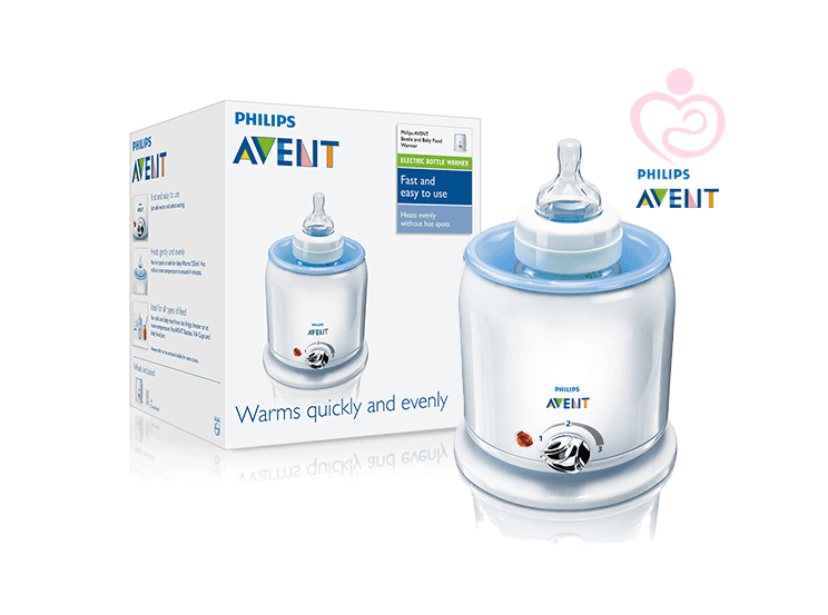 Avent Bottle Warmer Mothers First Choice