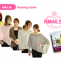 Autumnz Nursing Cover - Poncho ALL New