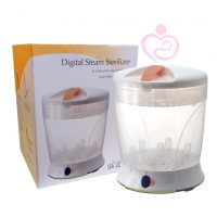 ISA UCHI - Digital Bottle and Warmer Steriliser