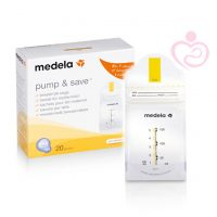 Medela - Pump and Save