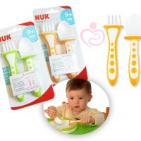 NUK Training Cutlery Set 2