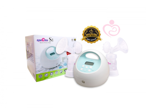 0184fb1238e9e SPECTRA S1 – Hospital Grade Double Electric Breast Pump Rechargeable ...