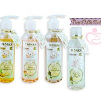 Tropica Natural Bubble Wash 230ml
