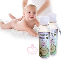 Tropica Baby Hair & Body Oil2nd 250ml