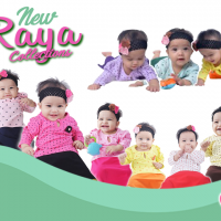 Raya Collection - Himaya Rompers