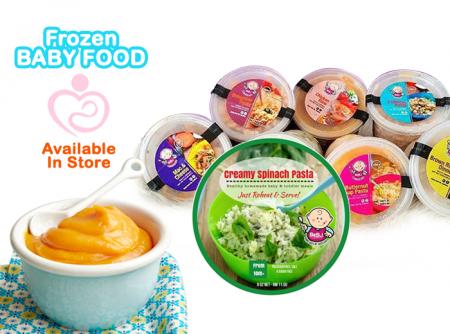 BebJ Frozen Food Package C
