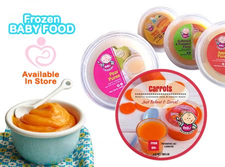 BebJ Frozen Foods Package B