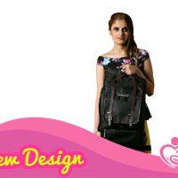 New Design - New Black Calmo