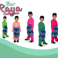 Raya Collection - Auladi Baju Melayu Batch 1