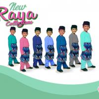 Raya Collection - Auladi Baju Melayu Batch 2
