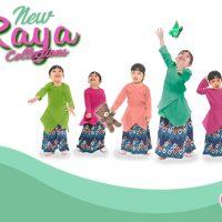 Raya Collection - Auladi Gegirl