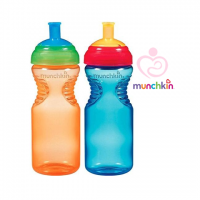 Munchkin Easy To Grip & Clean 10oz 9 months
