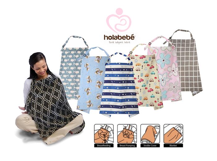 Description  Nursing Cover