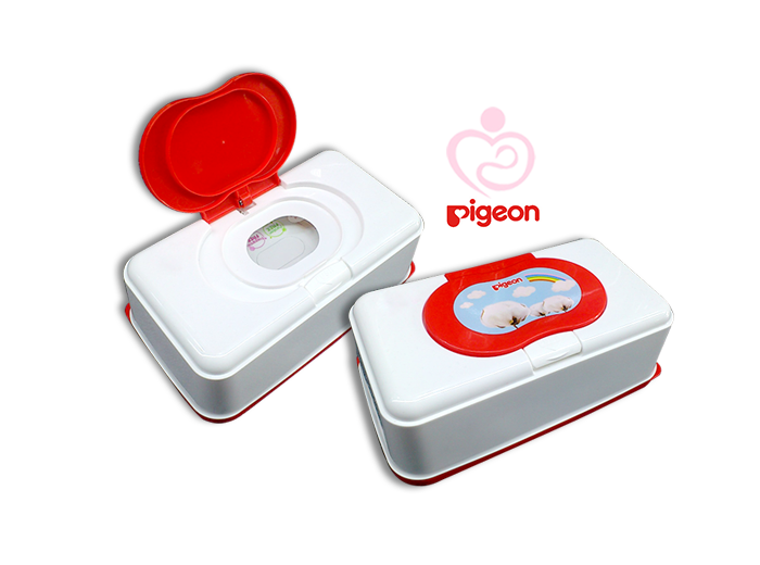Pigeon Baby Wipes 1box Mothers First Choice