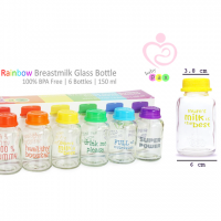 Baby Pax - Glass Bottle