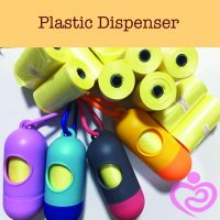 plastic dispenser