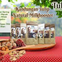 Tulip Milkbooster