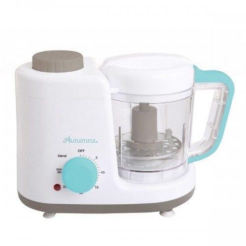Autumnz 2 In 1 Baby Food Processor Steam Amp Blend