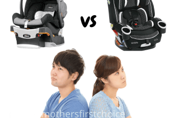 car seat or infant carrier