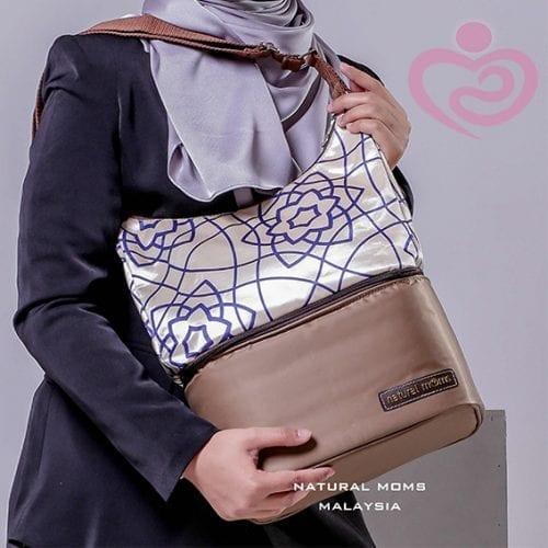 Natural Moms Cooler Bag Iznik Mothers First Choice